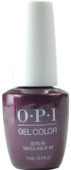 OPI Gelcolor Boys Be Thistle-ing at Me (UV / LED Polish)