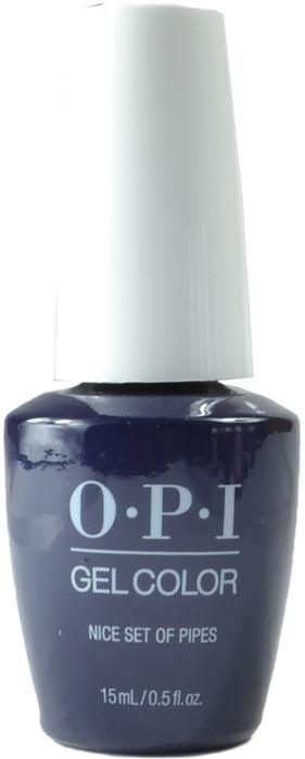 OPI Gelcolor Nice Set of Pipes (UV / LED Polish)