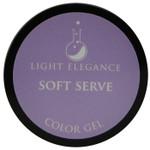 Light Elegance Soft Serve Color Gel (UV / LED Gel)