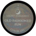 Light Elegance Old Fashioned Fun Color Gel (UV / LED Gel)