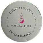 Light Elegance Natural Fiber Lexy Line UV / LED Hard Gel Builder (1.79 fl. oz. / 50 g)
