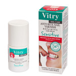 Vitry Anti-Bite Nail Varnish Repairing with Silicon Sensitive (0.32 fl. oz. / 10 mL)