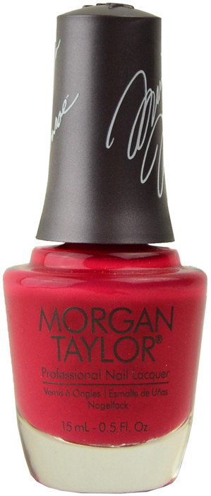 Morgan Taylor Classic Red Lips