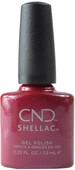 Cnd Shellac Rebellious Ruby (UV / LED Polish)