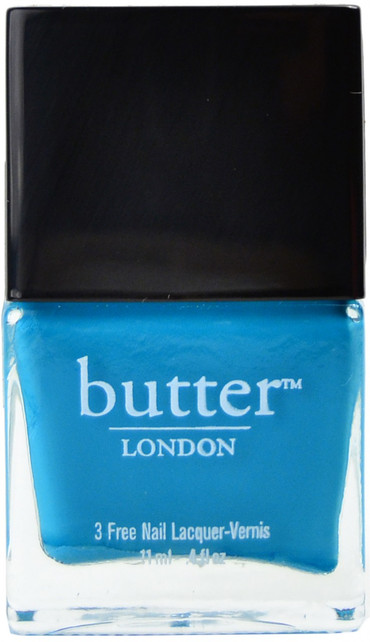 Butter London Slapper nail polish