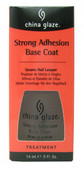 China Glaze Strong Adhesion Base Coat nail polish