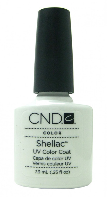 Cnd Shellac Studio White Uv Polish Free Shipping At Nail Polish