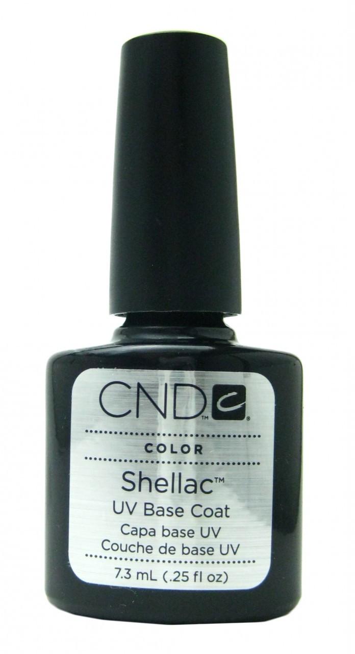 Cnd Shellac Uv Base Coat Free Shipping At Nail Polish Canada