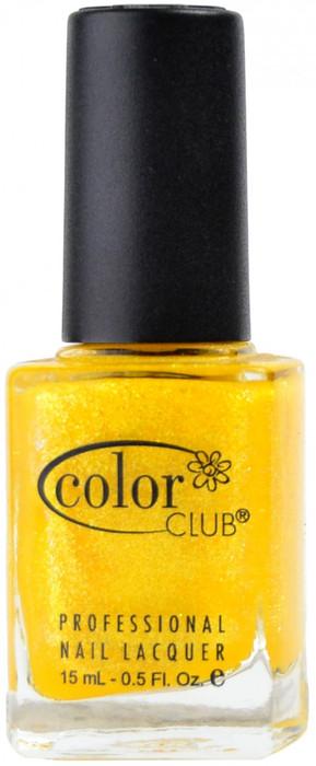 Color Club Daisy Does It nail polish