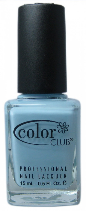 Color Club Take Me To Your Chateau nail polish