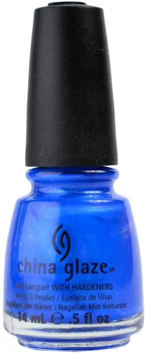 China Glaze Splish Splash nail polish