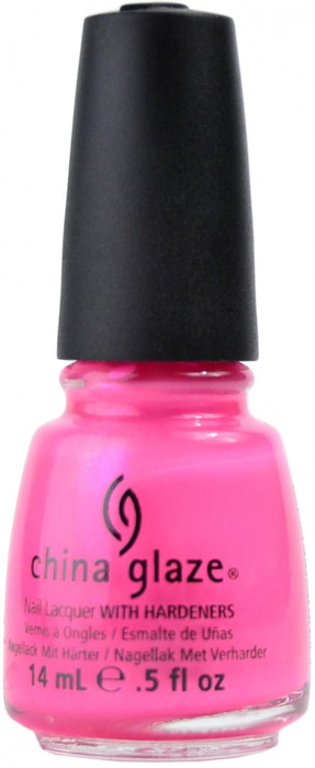 China Glaze Hang-Ten Toes nail polish