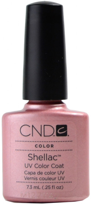 CND Shellac Strawberry Smoothie nail polish