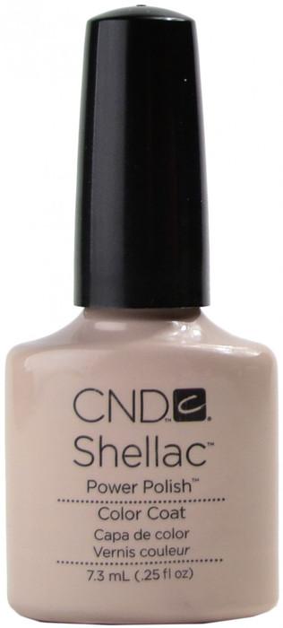 CND Shellac Romantique nail polish