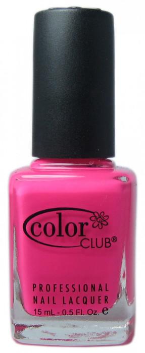 Color Club Poptastic nail polish