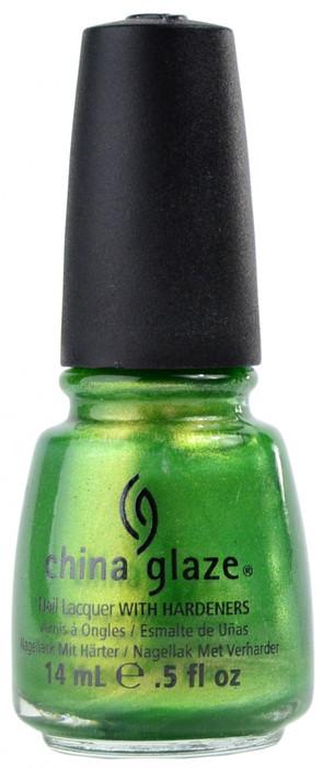 China Glaze Cha Cha Cha nail polish