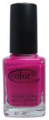 Color Club Raspberry Rush - Scented Nail Polish nail polish