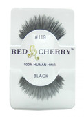 Red Cherry Lashes # 119 Red Cherry Lashes (Black)