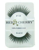Red Cherry Lashes # 138 Red Cherry Lashes (Black)