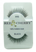 Red Cherry Lashes # 46 Red Cherry Lashes (Black)