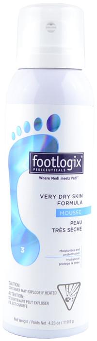 Footlogix #3 Very Dry Skin Formula (4.23 oz. / 119.9 g)