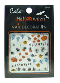 Cala Halloween #4 Nail Decal