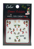Cala Holidays #2 Nail Decal