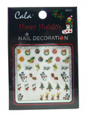 Cala Holidays #3 Nail Decal