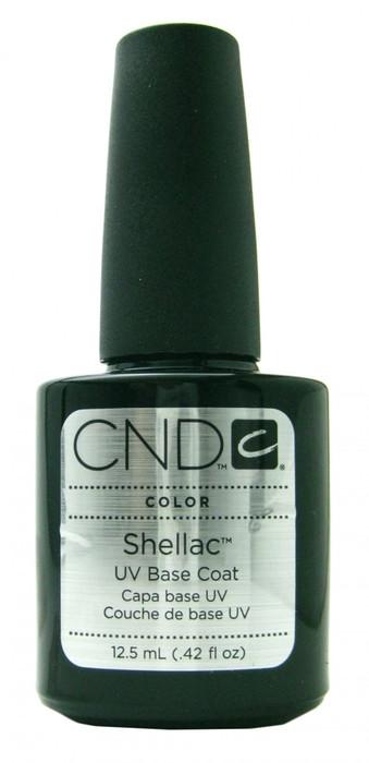 CND Shellac Large UV Base Coat (0.42 fl. oz. / 12.5 mL)