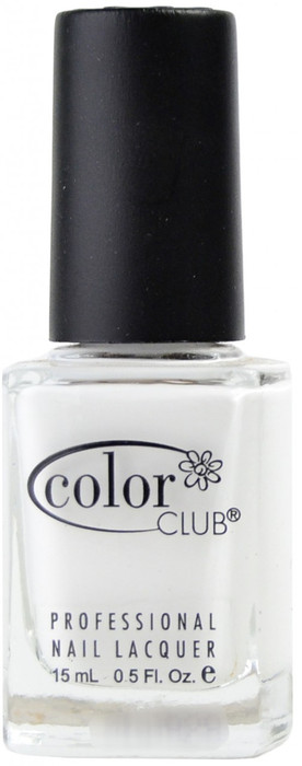 Color Club French Tip nail polish