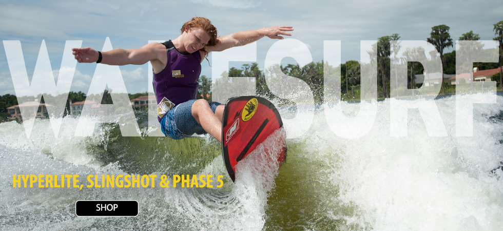 Wake Surfers