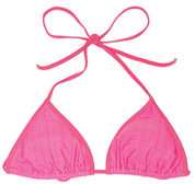 Ten-80: Sterling Bikini Top-Pink