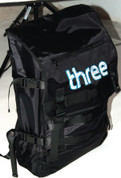 Ten-80:THREE Backpack-Black