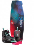 Hyperlite: Eden 130 with Blur 4 - 8.5 Bindings