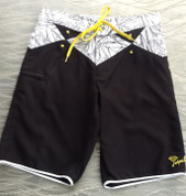 Jet Pilot: Women's Flawless Rideshorts Black