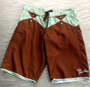 Jet Pilot: Women's Flawless Rideshorts Brown