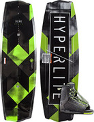 Hyperlite: 2018 145 State w/Remix Bindings 10-14