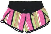 Ten-80:Tropix Boardshort-Pink