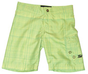 Ten-80:Cadance Boardshort-Yellow