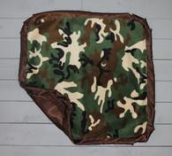 Camo Thumb Blanket