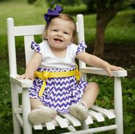 Purple and Yellow Avery