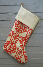 Coral Stocking