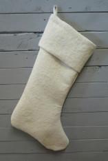 Cream Stocking