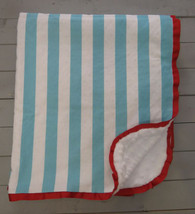 Light Blue Stripe Blanket