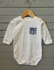 Applique Pocket Onesie or Shirt