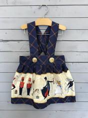 Blue Nutcracker Dress