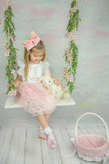 Easter Ruffle Dress