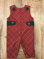 Red and green Christmas Jon Jon