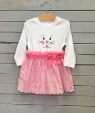mono Bunny dress