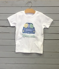 Truck Easter egg Shirt